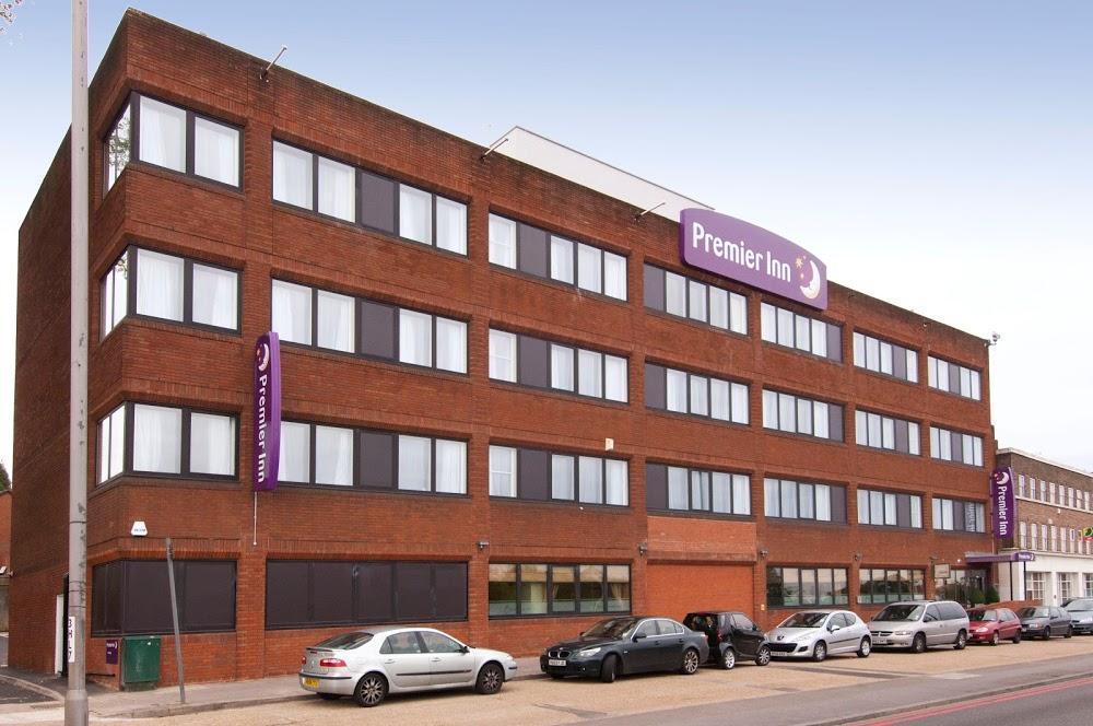 Premier Inn London Hanger Lane hotel